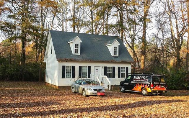 162 Louise Drive, Monroe, GA 30655 (MLS #5937886) :: Carr Real Estate Experts
