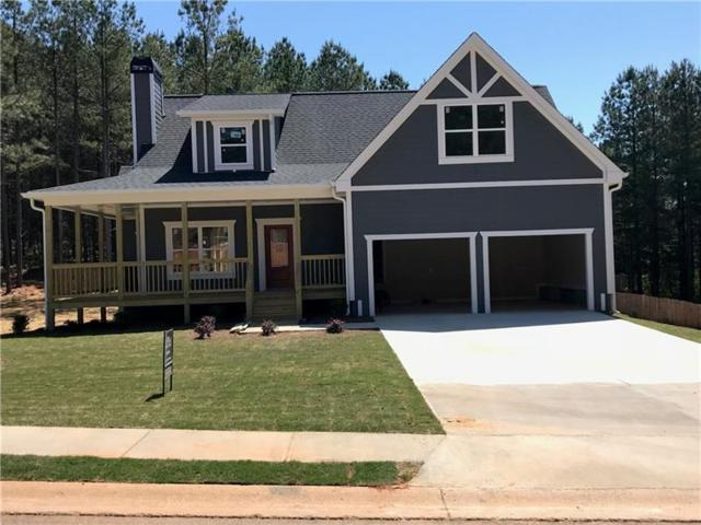 Lot 26 Miller Drive, Dawsonville, GA 30534 (MLS #5938018) :: The Russell Group