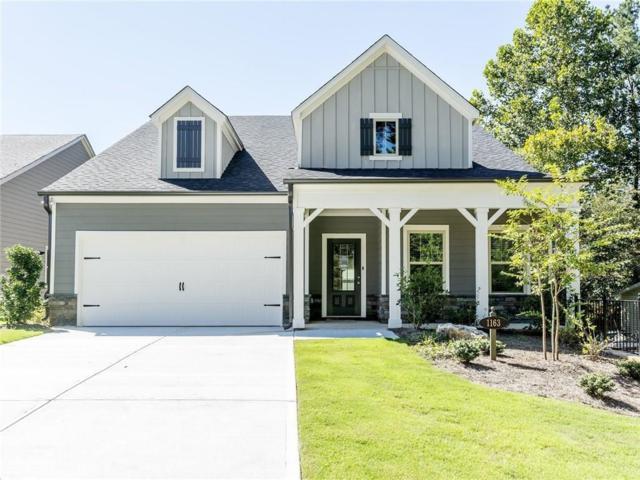1163 Wisteria Drive, Mableton, GA 30126 (MLS #5940037) :: North Atlanta Home Team