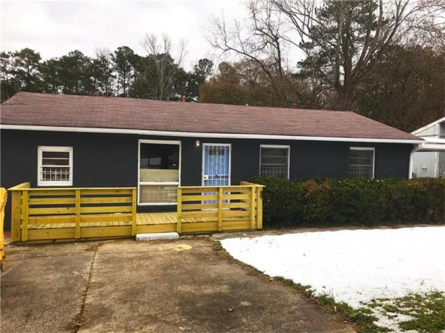 2631 Santa Barbara Drive NW, Atlanta, GA 30318 (MLS #5941439) :: Charlie Ballard Real Estate