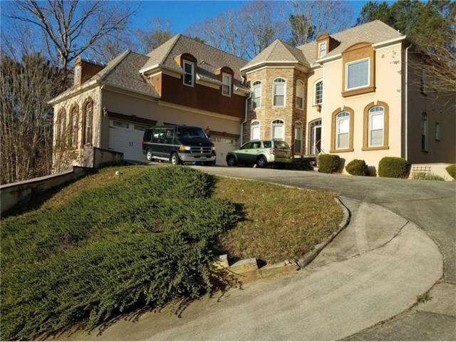 405 Carondelett Cove, Atlanta, GA 30331 (MLS #5942814) :: North Atlanta Home Team
