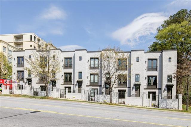 780 Lindbergh Drive #3, Atlanta, GA 30324 (MLS #5942961) :: North Atlanta Home Team
