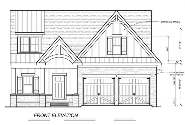 1852 Abigail Way, Marietta, GA 30064 (MLS #5946265) :: Carr Real Estate Experts