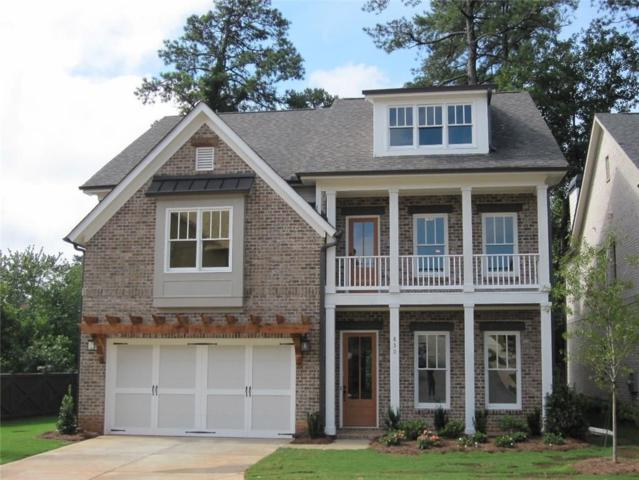 830 Novello Court, Sandy Springs, GA 30342 (MLS #5953007) :: Iconic Living Real Estate Professionals