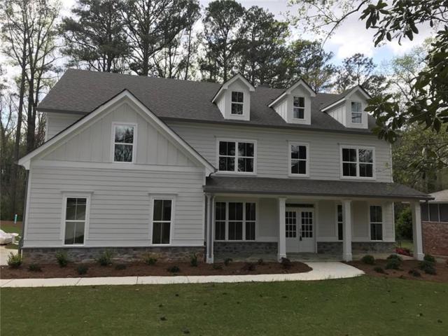 2610 Cravey Drive, Atlanta, GA 30345 (MLS #5954214) :: Carr Real Estate Experts