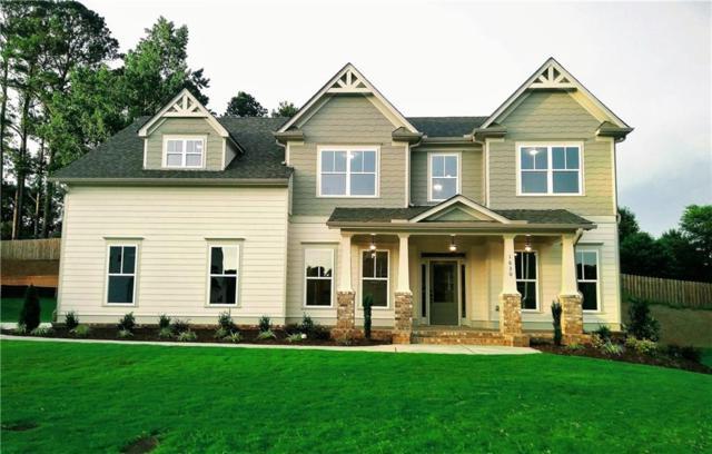 1630 Brook Ivy Drive, Lawrenceville, GA 30044 (MLS #5954953) :: North Atlanta Home Team