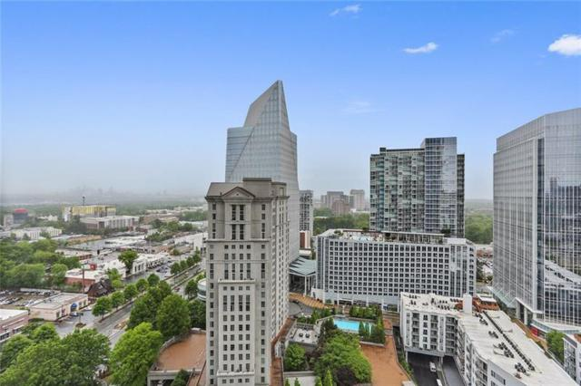 3324 Peachtree Road NE #2316, Atlanta, GA 30326 (MLS #5955211) :: Kennesaw Life Real Estate