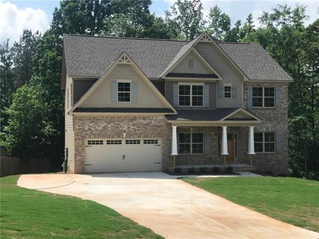2237 George Bush Lane, Jefferson, GA 30549 (MLS #5955308) :: The Russell Group