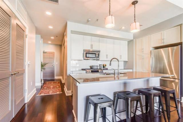1100 Howell Mill Road NW #308, Atlanta, GA 30318 (MLS #5955662) :: The Justin Landis Group