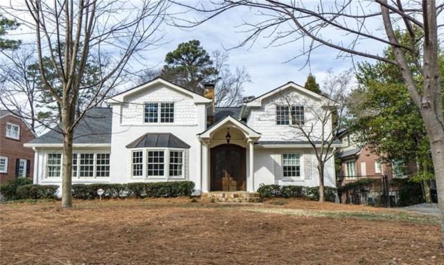 2622 Sharondale Drive NE, Atlanta, GA 30305 (MLS #5956959) :: North Atlanta Home Team