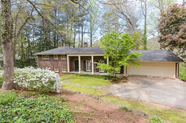 800 Starlight Drive, Atlanta, GA 30342 (MLS #5958437) :: Carr Real Estate Experts