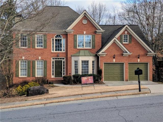6510 Barrington Run, Alpharetta, GA 30005 (MLS #5962333) :: Carr Real Estate Experts