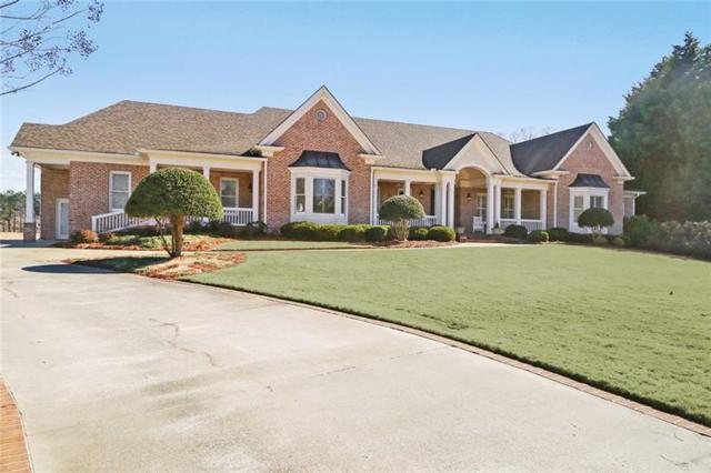 1300 Marietta Country Club Drive NW, Kennesaw, GA 30152 (MLS #5963266) :: The Bolt Group