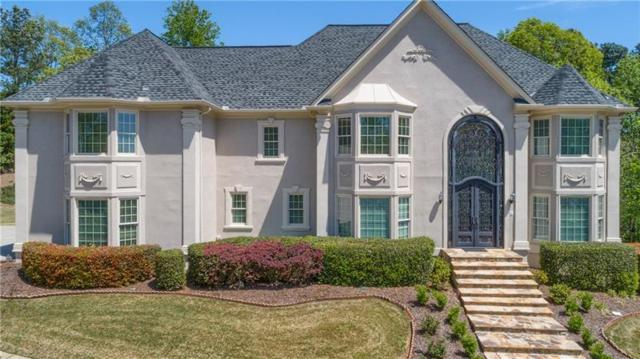 3571 Mansions Parkway, Berkeley Lake, GA 30096 (MLS #5964443) :: The Russell Group