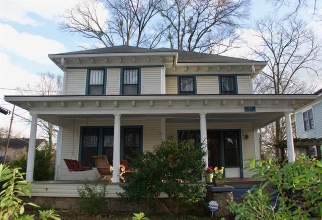 704 W College Avenue, Decatur, GA 30030 (MLS #5966390) :: Path & Post Real Estate