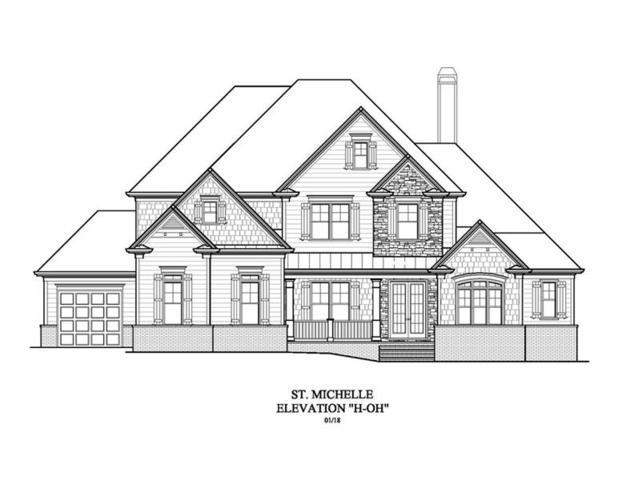 3640 Muirfield Drive, Milton, GA 30004 (MLS #5966537) :: North Atlanta Home Team