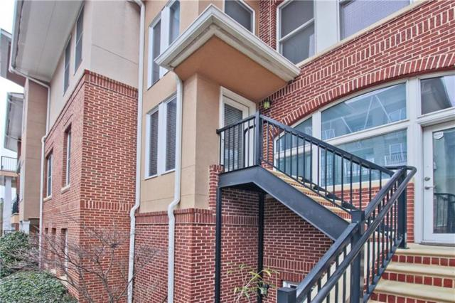 745 Fountainhead Lane #116, Atlanta, GA 30324 (MLS #5967261) :: North Atlanta Home Team