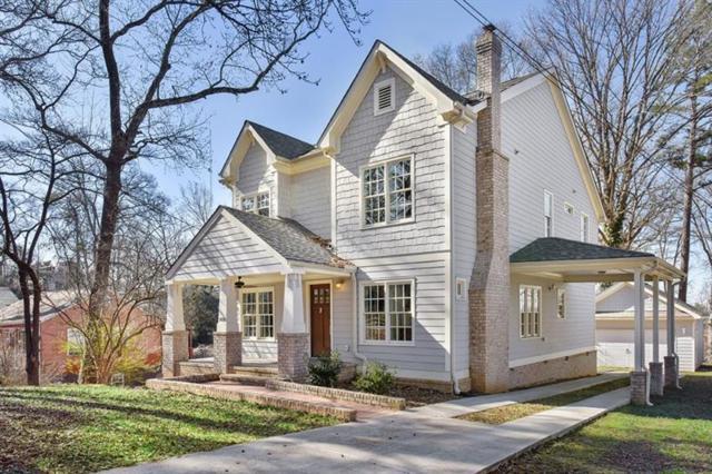 1488 Hawthorne Avenue, Atlanta, GA 30309 (MLS #5967688) :: RE/MAX Paramount Properties
