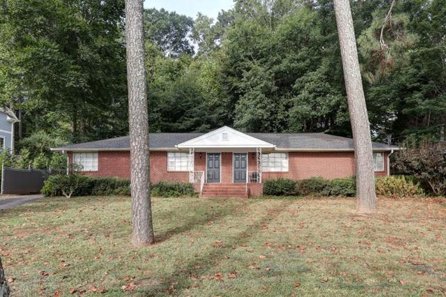 2160 Northside Drive NW, Atlanta, GA 30305 (MLS #5968856) :: RE/MAX Paramount Properties