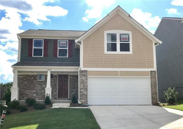 1467 Hedgeview Way, Sugar Hill, GA 30518 (MLS #5969212) :: North Atlanta Home Team