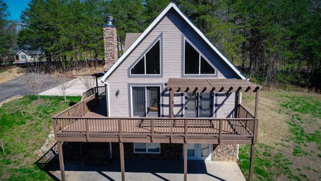 83 E Point Drive, Dahlonega, GA 30533 (MLS #5970980) :: Iconic Living Real Estate Professionals