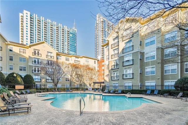 800 Peachtree Street NE #8417, Atlanta, GA 30308 (MLS #5971966) :: Kennesaw Life Real Estate