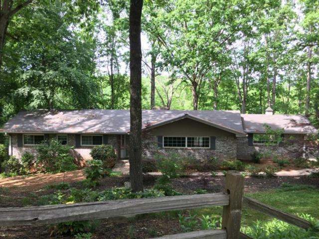 3327 Hickory Point, Gainesville, GA 30506 (MLS #5972922) :: The Heyl Group at Keller Williams