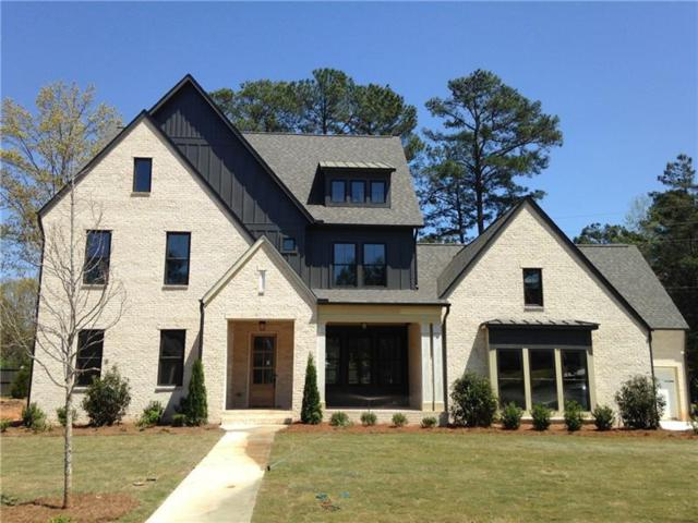 2718 Ellery Way, Marietta, GA 30062 (MLS #5973305) :: Buy Sell Live Atlanta