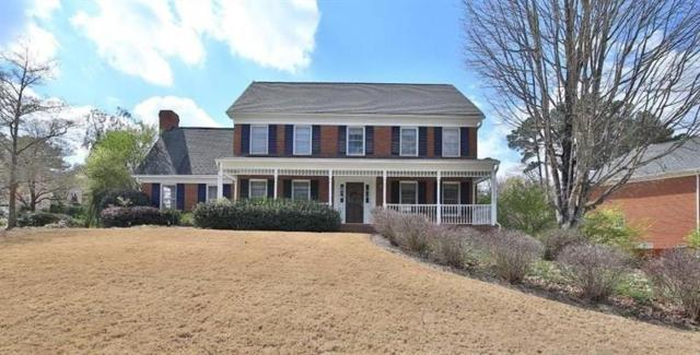 1385 Blyth Walk, Snellville, GA 30078 (MLS #5973667) :: Carr Real Estate Experts