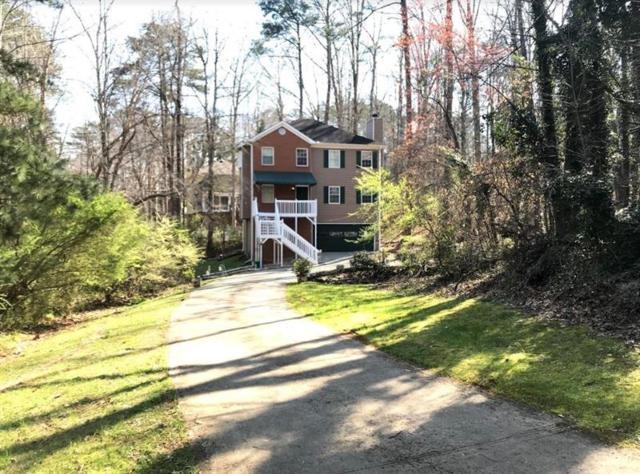 2224 Mcquiston Drive SW, Marietta, GA 30064 (MLS #5973870) :: North Atlanta Home Team
