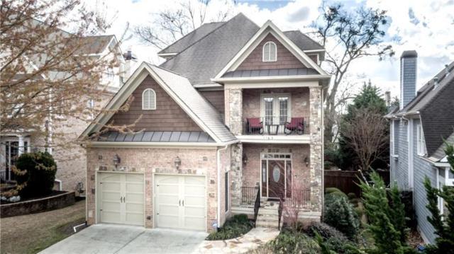 1163 Thornwell Drive NE, Brookhaven, GA 30319 (MLS #5974164) :: North Atlanta Home Team