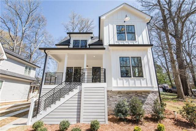 157 Ridgeland Avenue, Decatur, GA 30030 (MLS #5974541) :: The Bolt Group