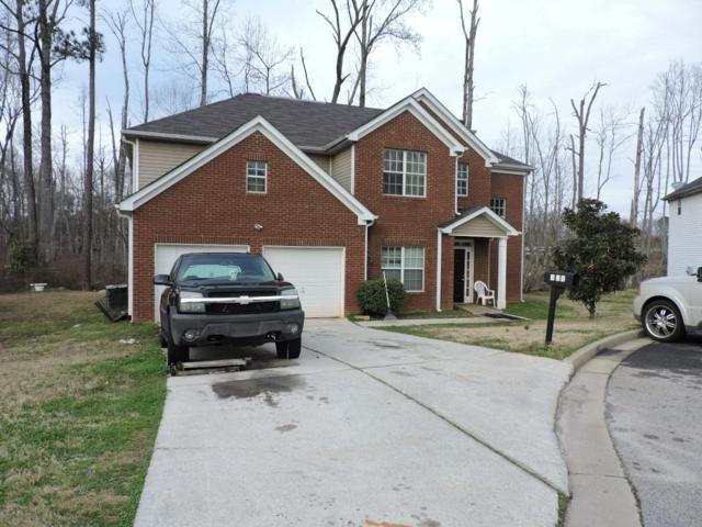 304 Wood Sage Drive, Riverdale, GA 30274 (MLS #5975237) :: The Heyl Group at Keller Williams