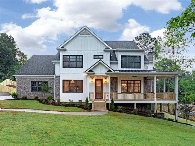 HS#4 Tilly Mill Road, Dunwoody, GA 30338 (MLS #5977357) :: RE/MAX Paramount Properties