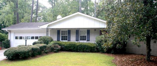 4109 Council Rock Road, Marietta, GA 30068 (MLS #5977389) :: Carr Real Estate Experts