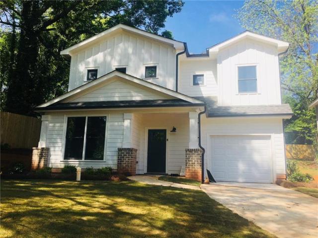 1527 Park Road, Atlanta, GA 30315 (MLS #5977550) :: Carr Real Estate Experts