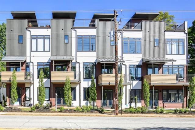 292 Gordon Avenue NE F, Atlanta, GA 30307 (MLS #5978797) :: Kennesaw Life Real Estate