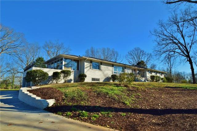 980 Lakemont Drive, Gainesville, GA 30501 (MLS #5978961) :: The Bolt Group