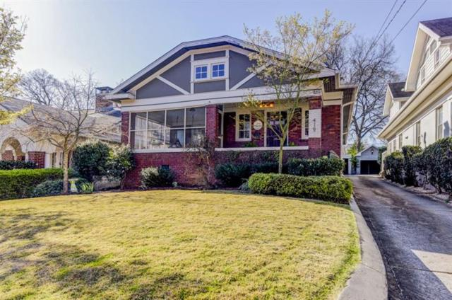 419 9th Street NE, Atlanta, GA 30309 (MLS #5980501) :: RE/MAX Paramount Properties