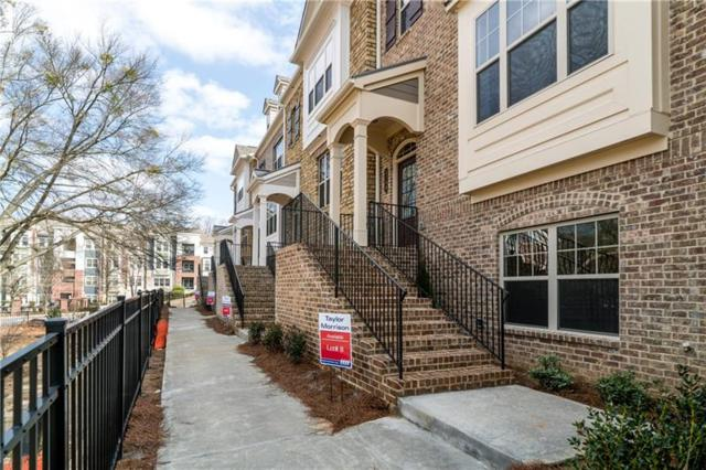 4205 Morrison Way #17, Atlanta, GA 30341 (MLS #5981634) :: Carr Real Estate Experts