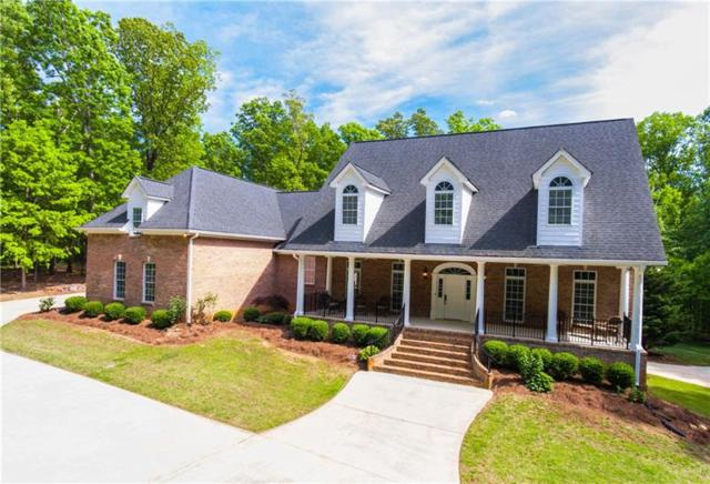 206 Stream Side Drive, Pendergrass, GA 30567 (MLS #5983000) :: The Russell Group