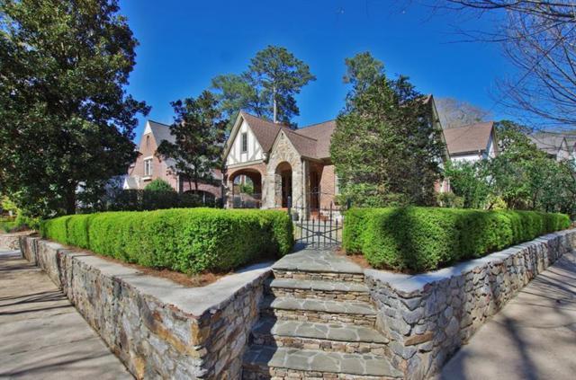 1629 N Pelham Road NE, Atlanta, GA 30324 (MLS #5983592) :: Dillard and Company Realty Group