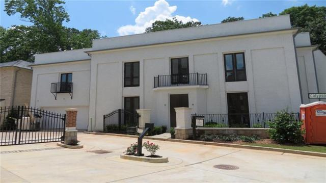 223 Dovecrest Drive, Atlanta, GA 30305 (MLS #5983607) :: RCM Brokers