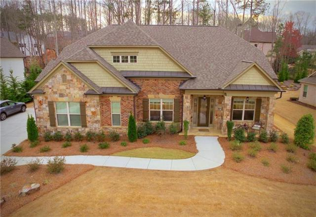 704 Creekside Bend, Alpharetta, GA 30004 (MLS #5983652) :: Carr Real Estate Experts