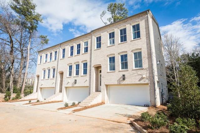 3456 Landen Pine Court NE #26, Atlanta, GA 30305 (MLS #5983799) :: The Cowan Connection Team
