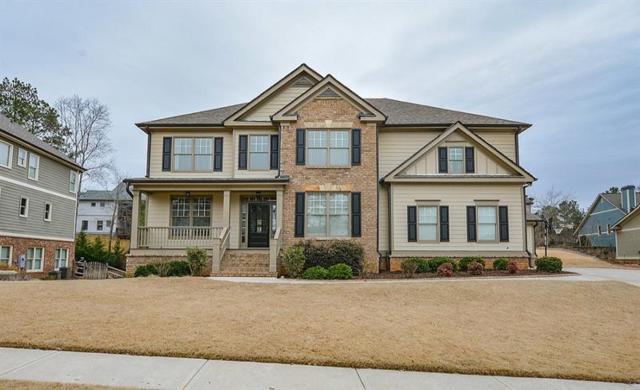 305 Grant Court, Canton, GA 30114 (MLS #5984456) :: Path & Post Real Estate