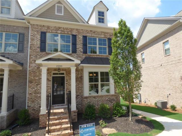 2200 Fuller's Alley, Kennesaw, GA 30144 (MLS #5984580) :: RE/MAX Paramount Properties