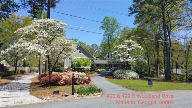 499 S Woodland Drive SW, Marietta, GA 30064 (MLS #5984666) :: North Atlanta Home Team