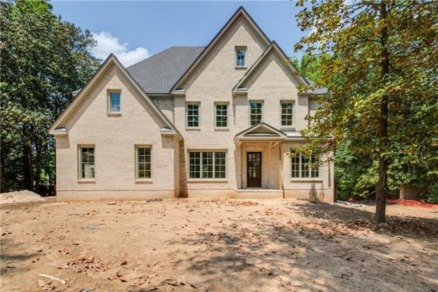 765 Old Post Road, Sandy Springs, GA 30328 (MLS #5984696) :: The Bolt Group