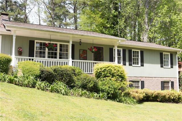 2610 Old Hickory Drive NW, Marietta, GA 30064 (MLS #5989277) :: North Atlanta Home Team